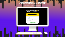 Performance e Tuning - Varnish + Apache + Ngnix
